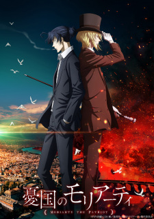 Yuukoku no Moriarty 2nd Season poster