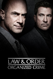 Law & Order: Organized Crime poster