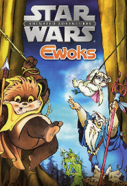 Star Wars: Ewoks poster