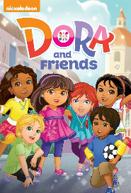 Dora and Friends: Into the City! poster