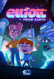 Elliott from Earth poster