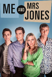 Me and Mrs Jones poster