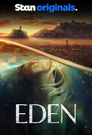 Eden (2021) (AU) poster