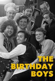 The Birthday Boys poster